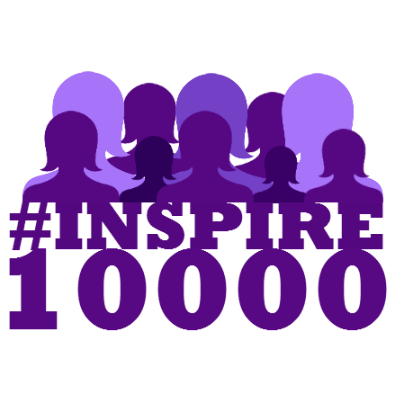 I am Visible #Inpsire10000 Campaign
